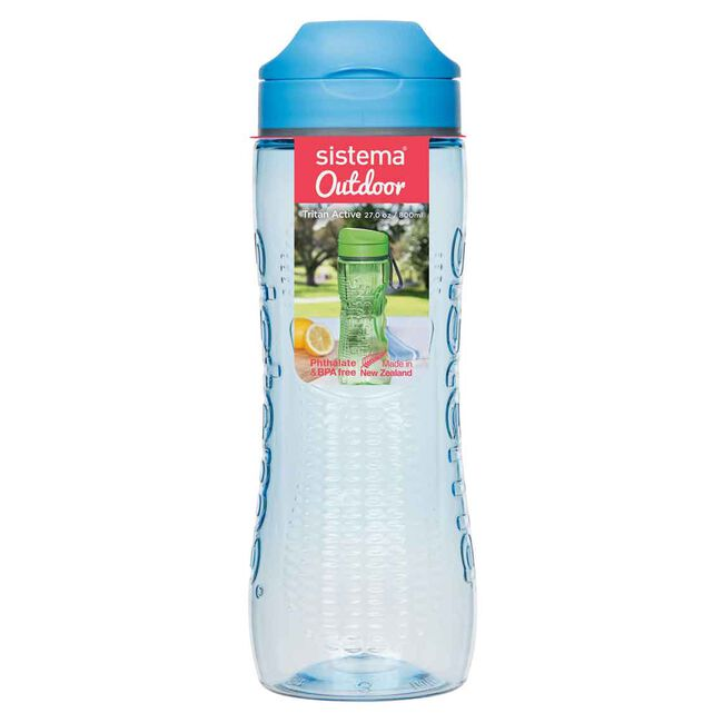 Sistema Outdoor Tritan Active Bottle