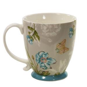 Kensington Azure Footed Mug