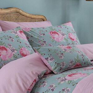 Rose Blossom Pink Cushion 30cm x 50cm