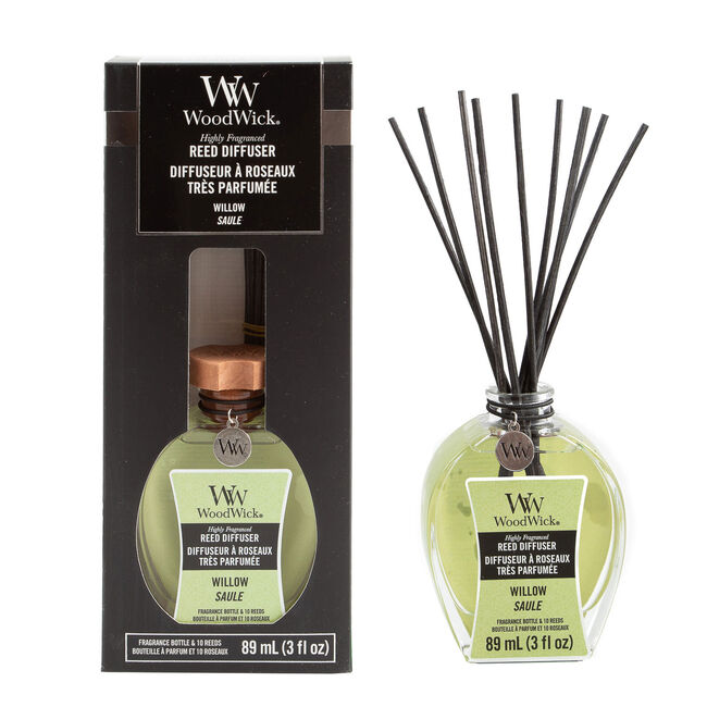 Woodwick Willow Reed Diffuser