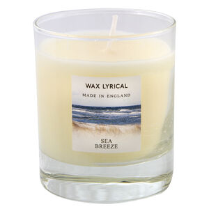 Sea breeze Glass Jar Candle