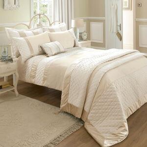 Classic Velvet Cream Pillowshams 50x75cm