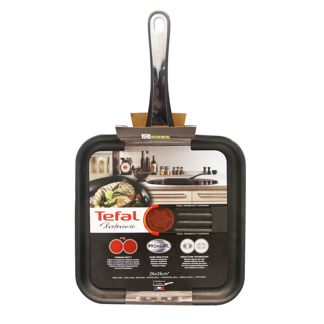 Tefal Preference Pro Grill Pan