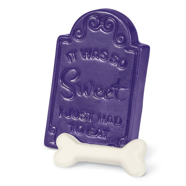 Wilton Halloween Tombstones Candy Mould