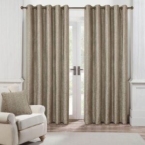 BRICKS CHAMPAGNE BEIGE 66x54 Curtain