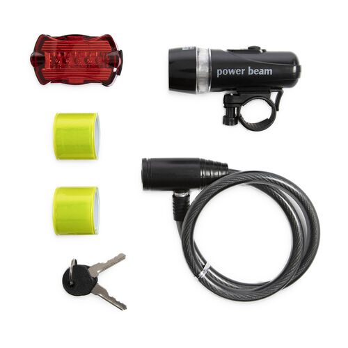 Bicycle Accessory Kit - 5 Piece