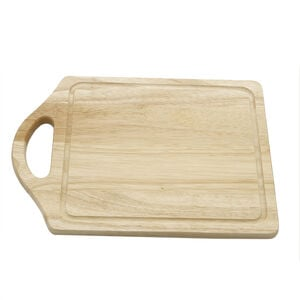 Rubberwood Chopping Board Handles