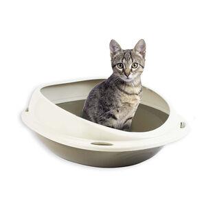 Deluxe Cat Litter Tray