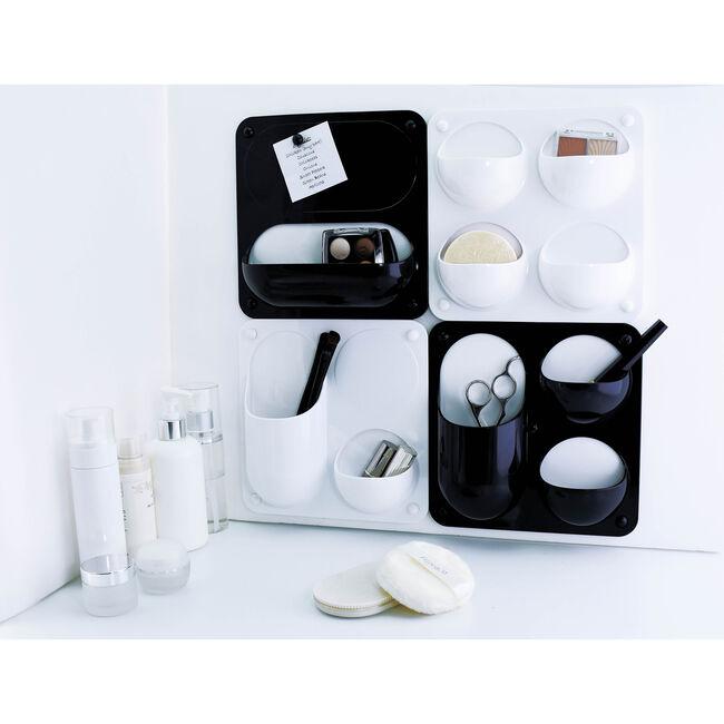 Olife Stationary Storage Organiser Black