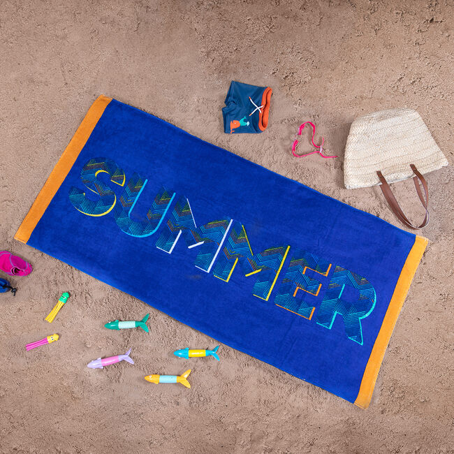 Summer Beach Towel 76 x 160cm