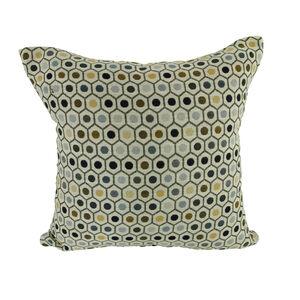 Mary Navy Cushion 45cm x 45cm