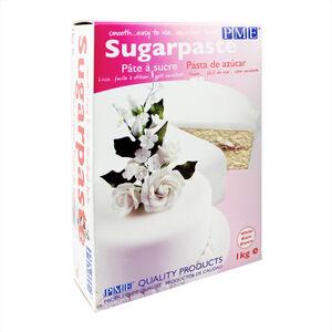 PME Sugarpaste 1kg - White