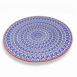 Fiesta Elegance Dinner Plate