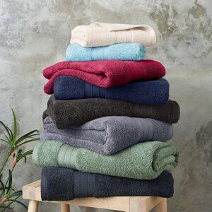 450GSM  ZERO TWIST BLUSH 30*30 Face Towel 2pk