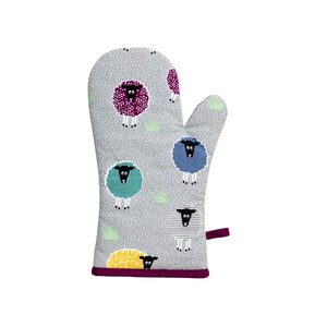 Sheep Single Oven Glove