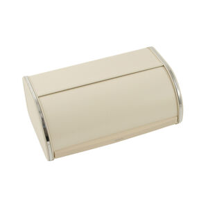 Brabantia Bread Bin Roll Top Almond