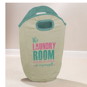 The Laundry Room Hamper