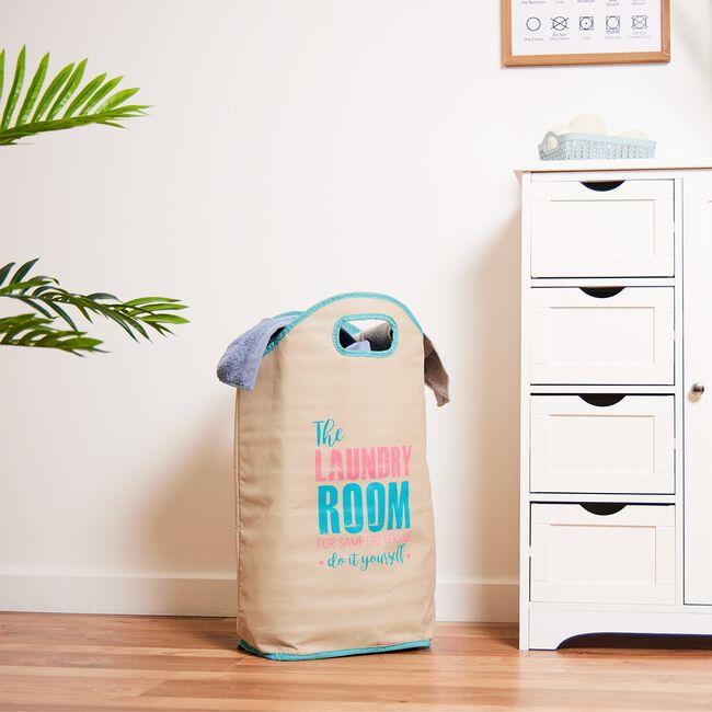 The Laundry Room Hamper