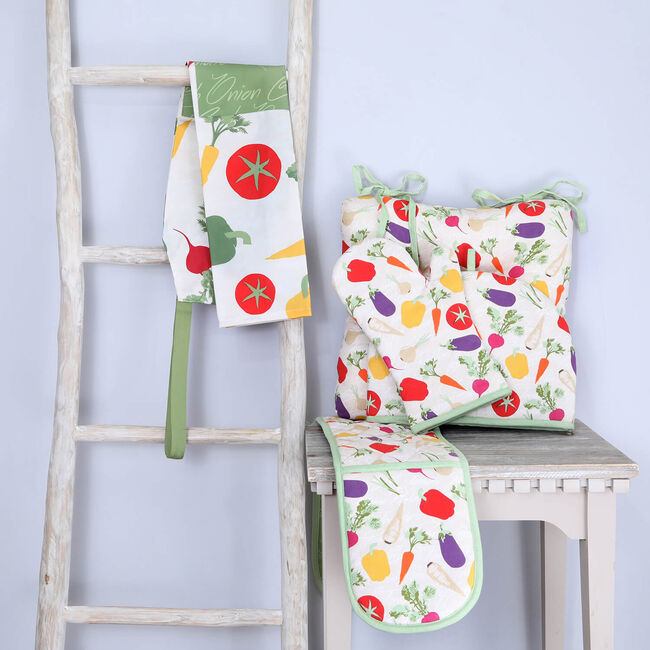 Veggies PVC Table Cloth 160x230cm
