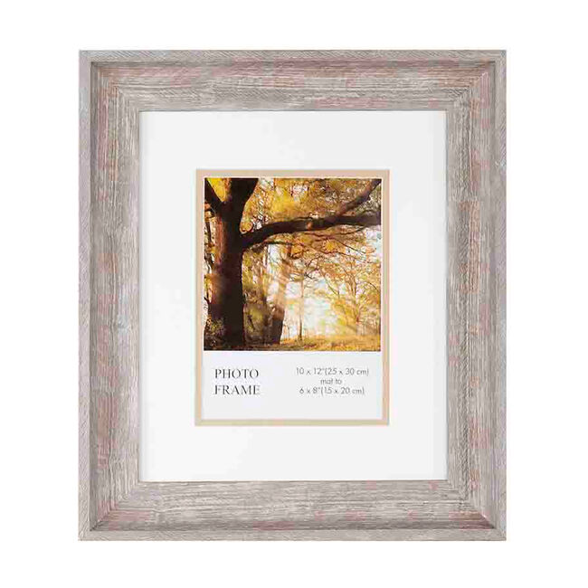 Dawn Photo Frame with Mount 6x8""