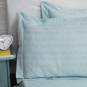 Rhythm Strip Oxford Pillowcase Pair