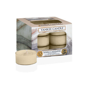Yankee Candle Warm Cashmere Tealights
