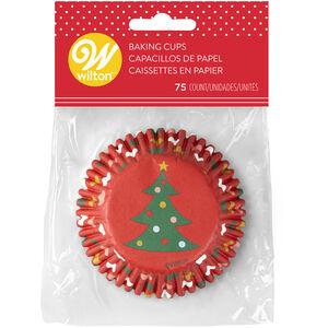 Wilton Christmas Tree Cupcake Cases