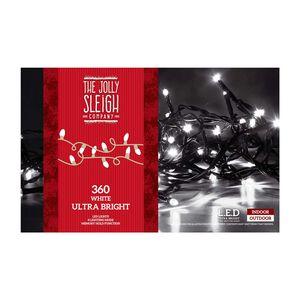 360 White Ultra Bright LED Lights