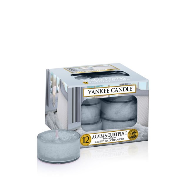 Yankee Candle A Calm and Quiet Place Tea Lights