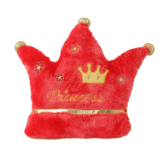 Princess Crown Cushion 30cm x 30cm
