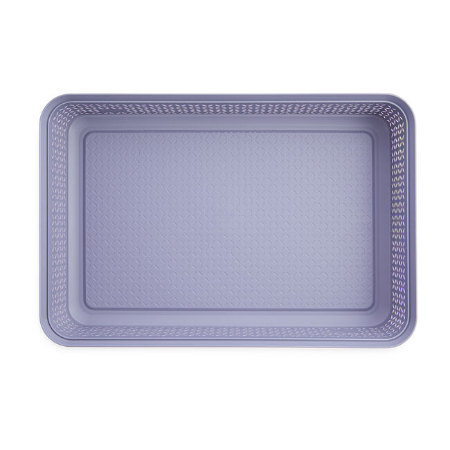Ezy Mode A4 Storage Tray Stackable - Soft Violet