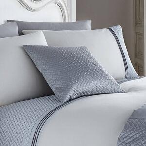 Harbron Silver Cushion 45cm x 45cm