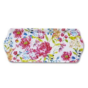 Floral Romance Sandwich Tray