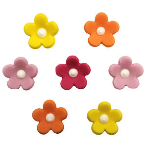 Blossom Sugarcraft Cake Toppers