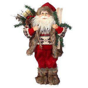Woodland Santa 45cm