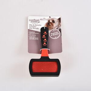 Pin & Bristle Combo Pet Brush