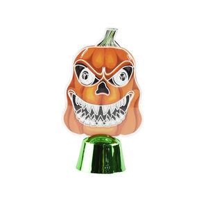 Halloween Lightup Scary Pumpkin