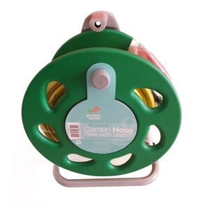 Garden Hose Reel with Stand 20M