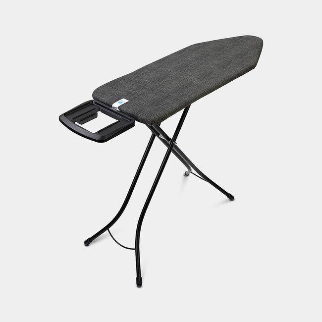 Brabantia Ironing Table 124x45cm - Black Denim