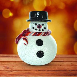 Cashel Living Glass Snowman