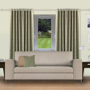 Versailles Damask Curtains