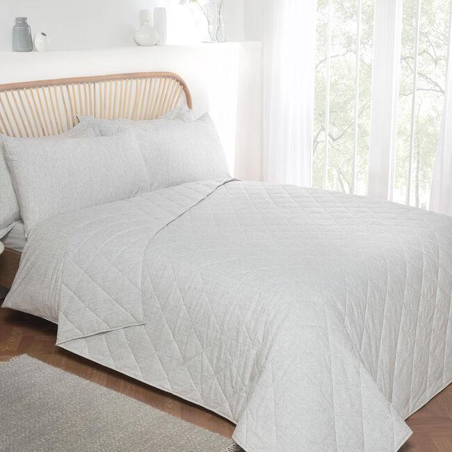 Statham 300 Threadcount Bedspread 200 x 220cm
