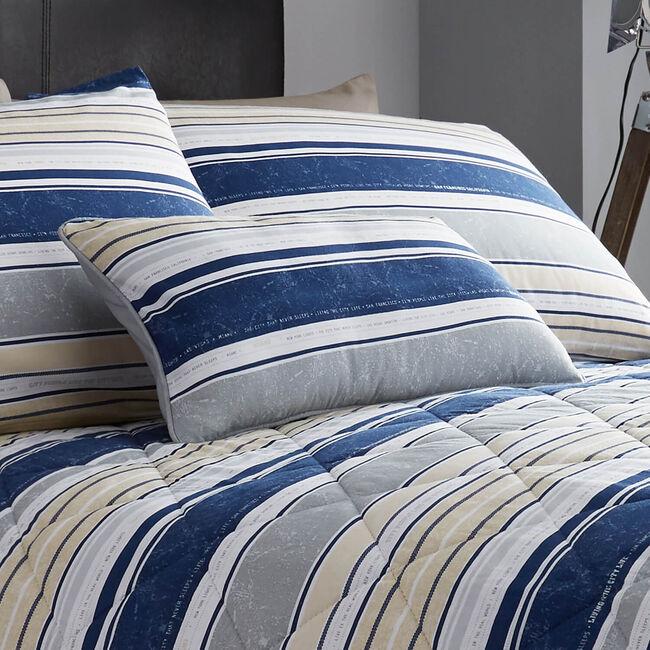 Slumber Stripe Cushion 30cm x 50cm