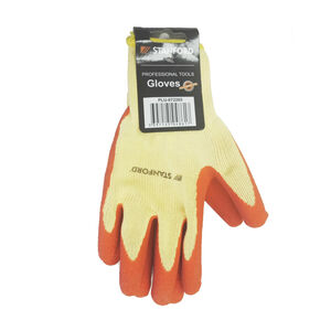 "10"" Rubber Coated Gloves"