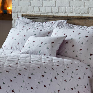 Robin Berry Cushion 30cm x 50cm