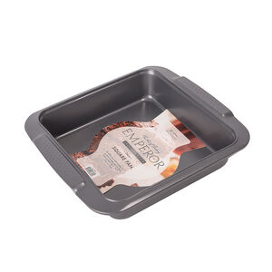 Emperor Grey non-stick 24cm Square Pan