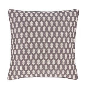 Rope Grey Cushion 45cm x 45cm