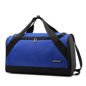 BodyGo Blue Duffel Bag
