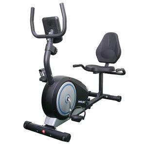 Body Go Fitness Magnetic Recumbent Exercise Bike