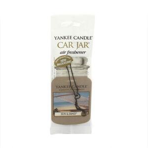 Yankee Candle Sun & Sand Car Jar
